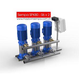 Máy bơm bù áp Sempa SPK80 – 06 x 2
