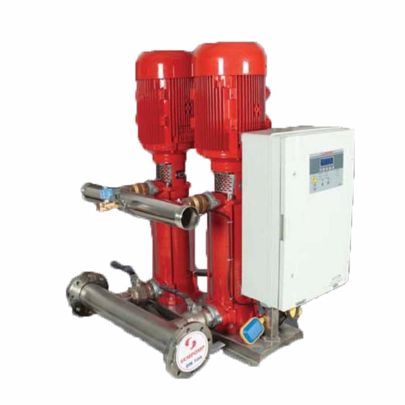 Máy bơm nước tăng áp Sempa SPL - C 50 - 05 x 2