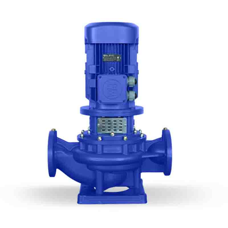 Máy bơm ly tâm trục đứng đa tầng Sempa TKF-I 40-125