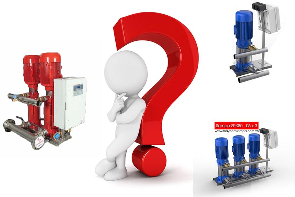 Tìm hiều từ A – Z các vấn đề về máy bơm tăng áp thường gặp phải thumbnail