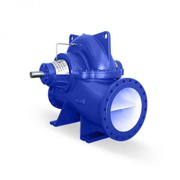 Máy bơm nước ly tâm hút đôi Sempa SCE 250-450