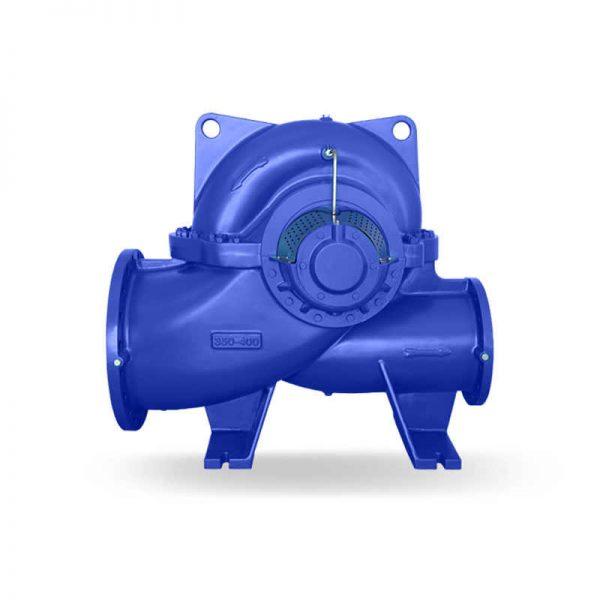 Máy bơm nước ly tâm hút đôi Sempa SCE 350-500