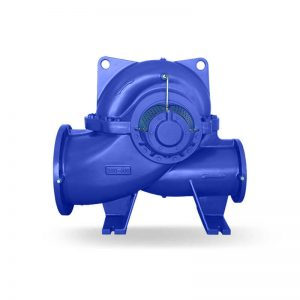 Máy bơm nước ly tâm hút đôi Sempa SCE 80-250 (1500rpm)