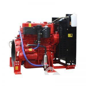 Máy bơm chữa cháy động cơ Diesel Versar VD4N.58