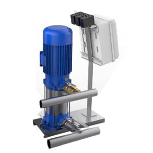Máy bơm nước tăng áp Sempa SPL - A 50 - 06 x 3 mới