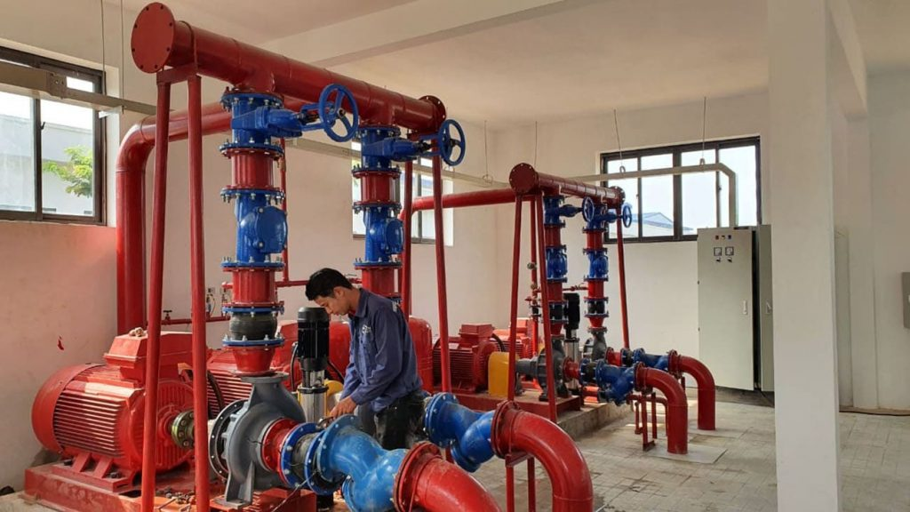 Nhận thức chung về phòng cháy trong quá trình công nghệ sản xuất