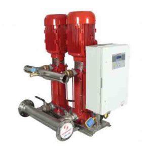 Máy bơm nước bù áp Sempa SPL - D 50 - 06 x 1