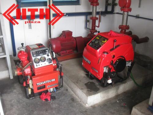Hệ thống máy bơm chữa cháy nhập khẩu