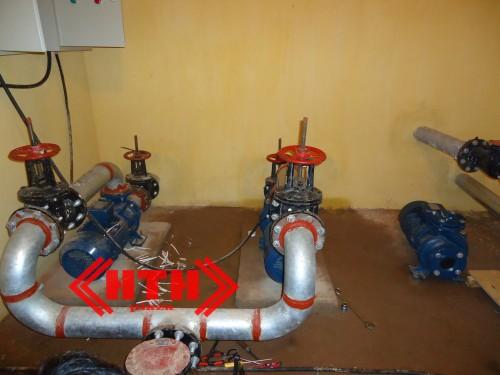 Hệ thống máy bơm chữa cháy nhập khẩu chính hãng