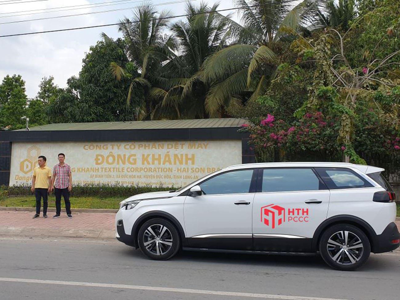HTH cung cấp thiết bị PCCC cho xưởng may Đông Khánh – Long An thumbnail