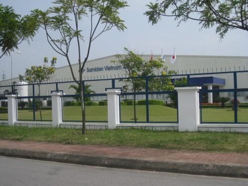 Nhà máy Sumiden Việt Nam