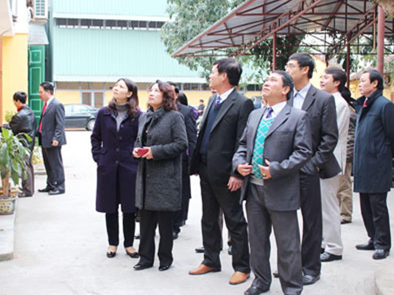 Thi công hệ thống máy bơm PCCC cho Trung tâm huấn luyện TDTT tỉnh Thái Bình thumbnail